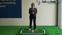 Best 3 Ways To Cure Topping The Golf Ball, Ladies Golf Tip Video - by Natalie Adams