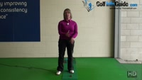 Best Advise When Putting in the Wind Women Golfer Tip Video - by Natalie Adams