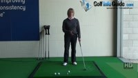Golf Swing Release, Touch Forearms To Fix Swing Video - by Natalie Adams