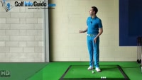 Best Left Handed Drills To Hit Your Golf Irons Close Video