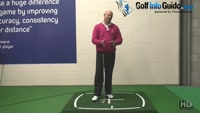Best Methods And Club Choice For A Long Greenside Bunker Shot - Senior Golf Tip Video - by Dean Butler