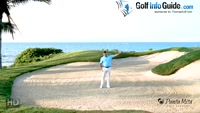 Best Methods for Long Bunker Shots - Video Lesson by Tom Stickney Top 100 Teacher