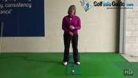 Best Options for Off the Green Putting Choices Golf Ladies Tip Video - by Natalie Adams