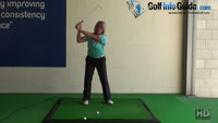 When to Best Start Wrist Hinge  During Backswing Women Video - by Natalie Adams