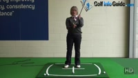 Best Way To Aim Your Ladies Hybrid Golf Club Video - by Natalie Adams