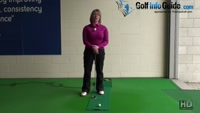 Best Way to Handle Big Breaking Putts Women Putting Tip Video - by Natalie Adams