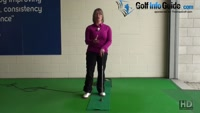 Best Way to Handle Putts with Two Breaks Ladies Putting Tip Video - by Natalie Adams