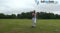 Better Ball Striking - Level Eyes In The Short Game - Senior Golf Tip Video - Lesson by Peter Finch