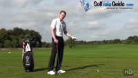 Better Pre-Shot Routine To Improve On Golf Topped Shots Video - Lesson by PGA Pro Pete Styles