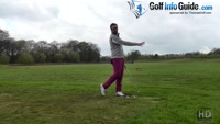 Body Lifting And Causing Golf Swing Deceleration Video - by Peter Finch