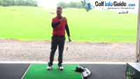 Bottom Out The Golf Swing Arc Correctly Video - by Peter Finch