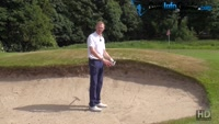 Bunker Shot Maintenance And Technique Review For  Better Golf Video - by Pete Styles