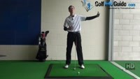 Burn Calories on Course, Golf Video - by Pete Styles
