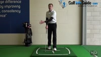 Cause And Cure Of Deep Toe Or Heel Golf Divots Golf Tip Video - by Pete Styles