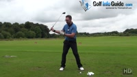 Cause Of Not Accelerating Correctly In The Golf Swing Video - by Peter Finch