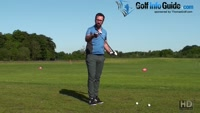 Cause Of Unequal Toe And Heel Divots During The Golf Swing Video - by Peter Finch