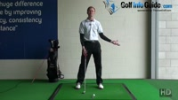 Causes and Cures: Arms-Only Golf Swing Video - by Pete Styles