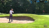 Causes And Cures Of Leaving Bunker Shot In The Sand Video - by Pete Styles