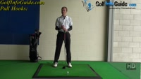 Pull Hook, Causes and Cures Golf Video - Lesson by PGA Pro Pete Styles