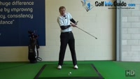 Causes and Cures topped golf shots and ground balls Video - by Pete Styles