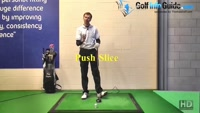Problems with a Push Slice? Here's how to fix it. - Video Lesson by PGA Pro Pete Styles