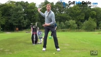 Causes of the Spin Out Video - Lesson by PGA Pro Pete Styles