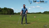 Change Ball Position To Hit Down On A Golf Ball Video - Lesson by Peter Finch