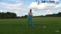 Change The Stance To Get In To Out Swing Path - Senior Golf Tip Video - by Peter Finch