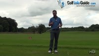 Changing Loft To Alter Golf Chip Shot Trajectory Video - by Peter Finch
