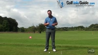 Changing The Golf Stance On Uneven Lies Video - by Peter Finch