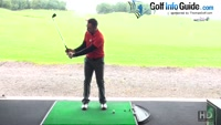 Changing Wrist Bend For Higher Or Lower Golf Pitch Shots Video - by Peter Finch