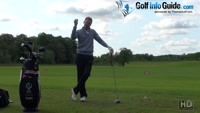 Characteristics Of A Golf Power Fade Video - by Pete Styles