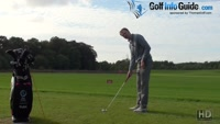 Chasing The Line In Your Golf Downswing Video - Lesson by PGA Pro Pete Styles