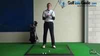 Check Clubs, Setup to Prevent Contact On Toe - Golf Video - by Pete Styles