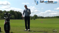 Check Your Current Golf Swing Hip Position Video - by Pete Styles