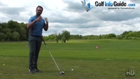 Chicken Wing And Bent Arm During The Through Swing Video - by Peter Finch