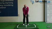Chip Shots Differences Compared To Pitch Shots - Senior Golf Tip Video - by Dean Butler