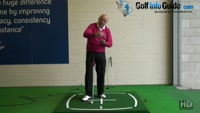 Chip-And-Run For Reliable Golf Shots Near The Green - Senior Golf Tip Video - by Dean Butler