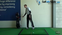 Chip the Ball Closer with this Golf Distance Tour Alignment Sticks Drill Video - by Pete Styles