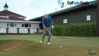 Chipping Downhill Lie Lesson by PGA Teaching Pro Adrian Fryer Video