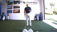 Chipping Strike Lesson by PGA Pro Tom Stickney Top 100 Teacher