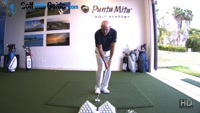Chipping Tight Lie Lesson by PGA Pro Tom Stickney Top 100 Teacher