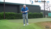 Chipping Uphill Lie Lesson by PGA Teaching Pro Adrian Fryer Video