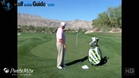 Chipping With Different Clubs for More or Less Roll by Tom Stickney