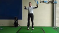 Chipping, Two-Tiered Golf Green Video - by Pete Styles