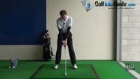 Set Up Your Golf Shot: Choke up on the Club for Better Accuracy and Contact, Golf Video - by Pete Styles