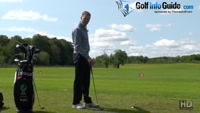 Choking Up - Troubleshooting Your Golf Shots Video - by Pete Styles