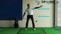 Golf Swing Tip: Clear the Hips for Power, Accuracy Video - by Pete Styles