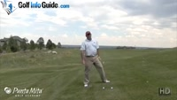 Club Loft Choice on Up Slope Lie by Tom Stickney
