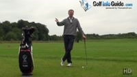 Club Selection Is Crucial For 50 Yard Golf Shots Video - by Pete Styles
